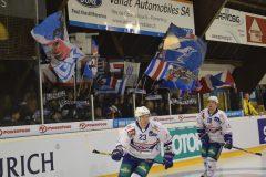Cup: HC Ajoie - Kloten, 27.10.2015