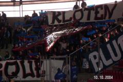 Lausanne - Kloten, 10.10.2004